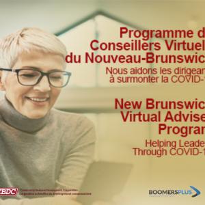 Programme de Conseillers Virtuels du Nouveau-Brunswick